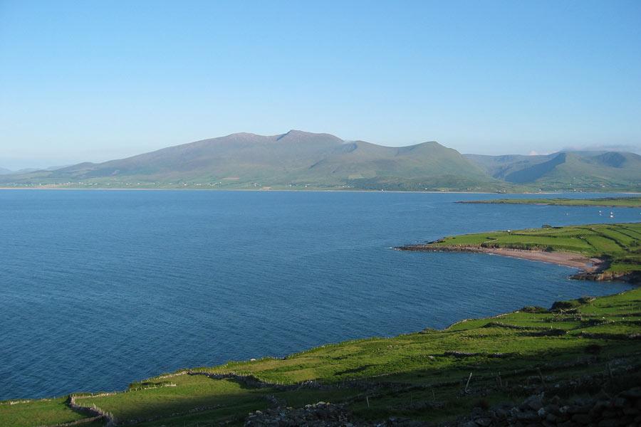 Saoire san Gaeltacht Cloghane