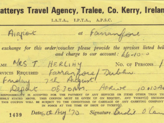 2nd Battalion. Date of Death - Kerry Library