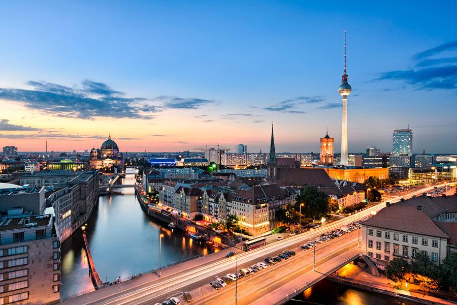 Berlin zu Nacht