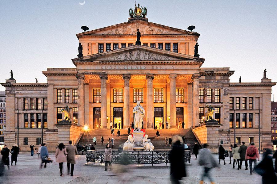 Berlin concert hall