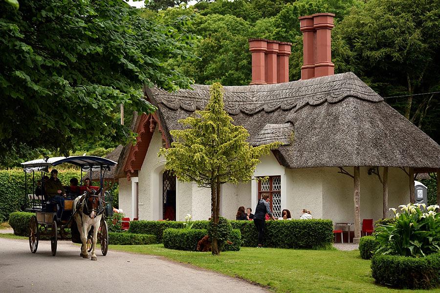 Deenagh Lodge [Lóiste na Dianaí] i gCill Airne