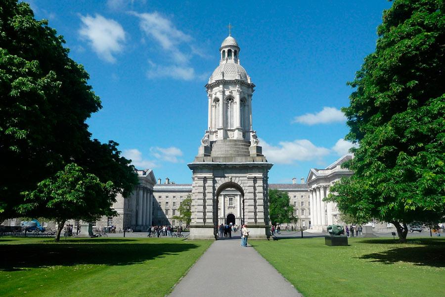 Colegio Trinity Dublín