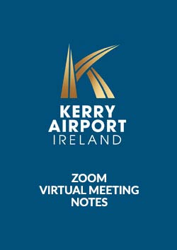 Kerry Airport Zoom Virtual Meeting Notes