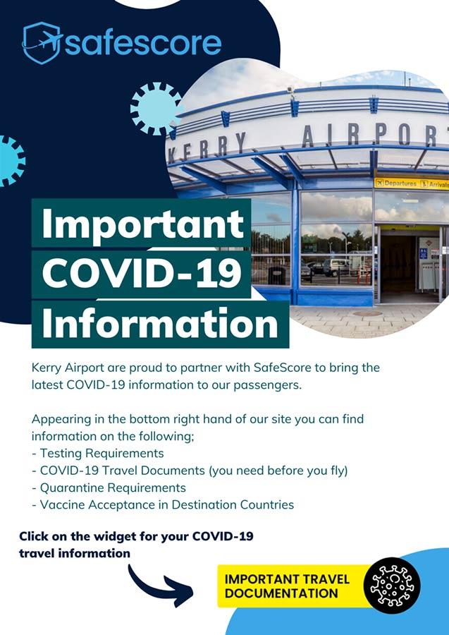 Safescore Kerry Airport